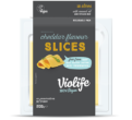 Cheddar flavour Slices