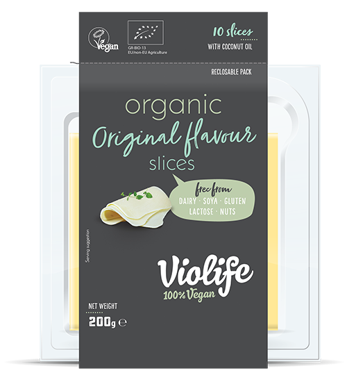 Organic Original flavour slices
