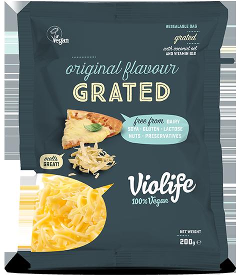 Original flavour grated