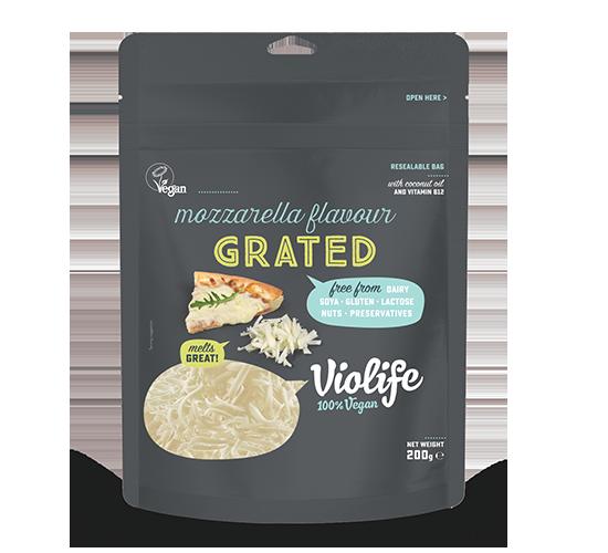 Violife Mozzarella Flavour Grated