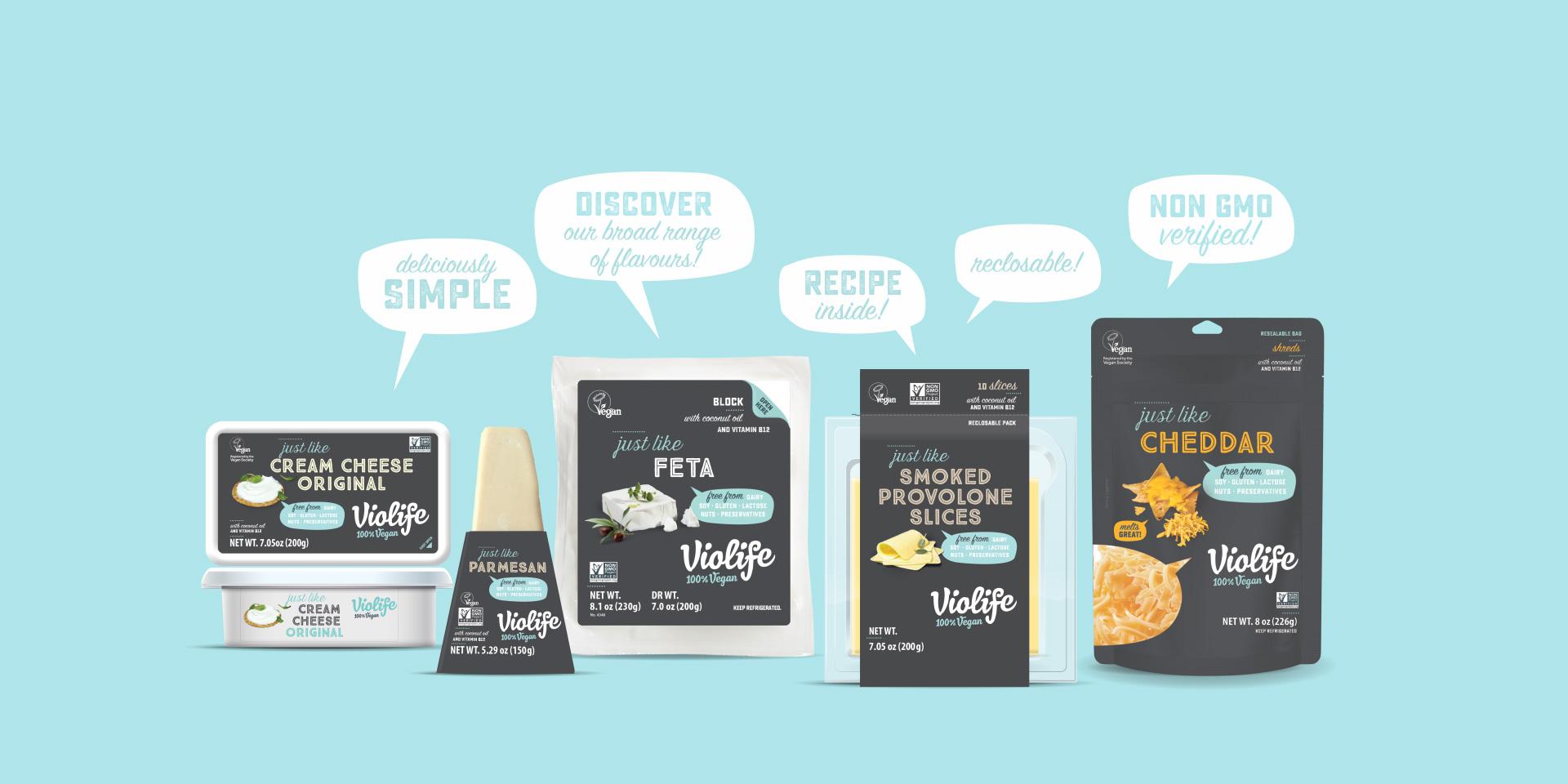Excellent Violife Foods 100 Vegan Violife Foods Download Free Architecture Designs Aeocymadebymaigaardcom