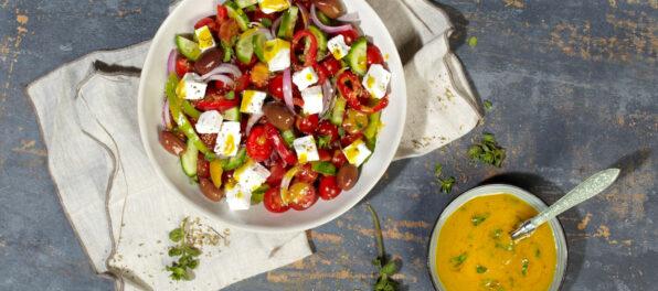 Violife Greek Salad