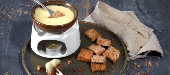 Violife fondue