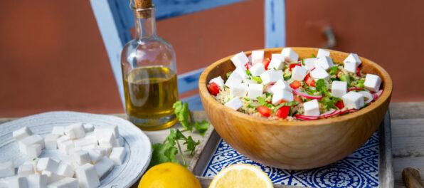 Greek White Tabbouleh