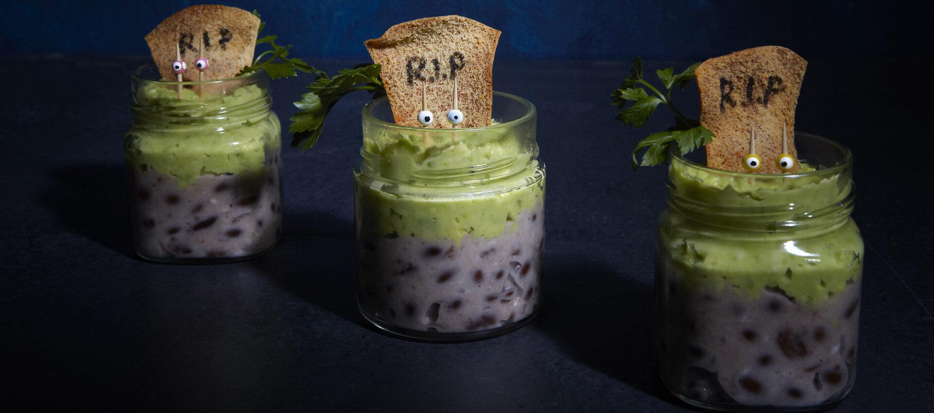 bean avocado graves