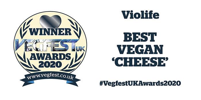 Violife Best Vegan 'Cheese' 2020